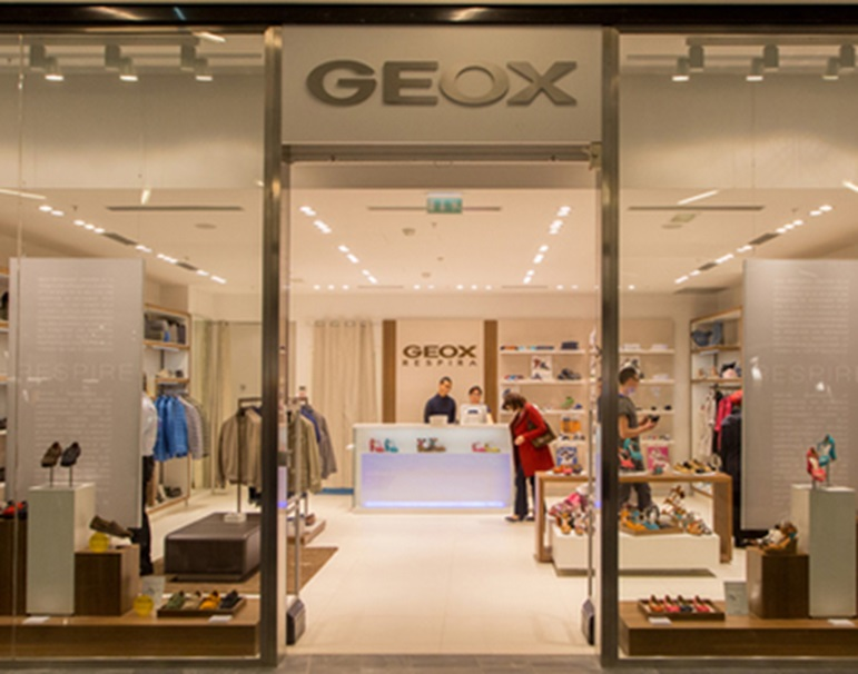 Boutique GEOX : Centre Qwartz
